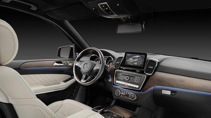 Kết quả hình ảnh cho phiên bản Mercedes GLS 350