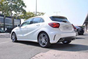Mercedes A250 2018