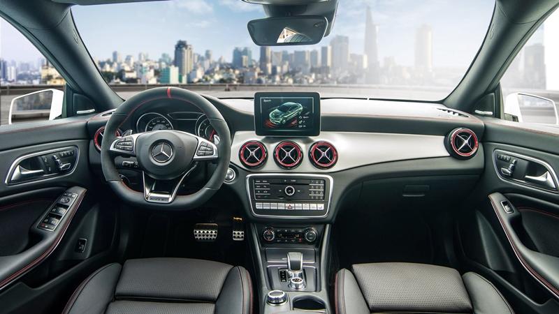 Mercedes CLA 2018