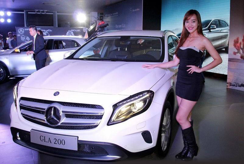 Mercedes GLA 200 2018 2019 ngoai that noi that (1)