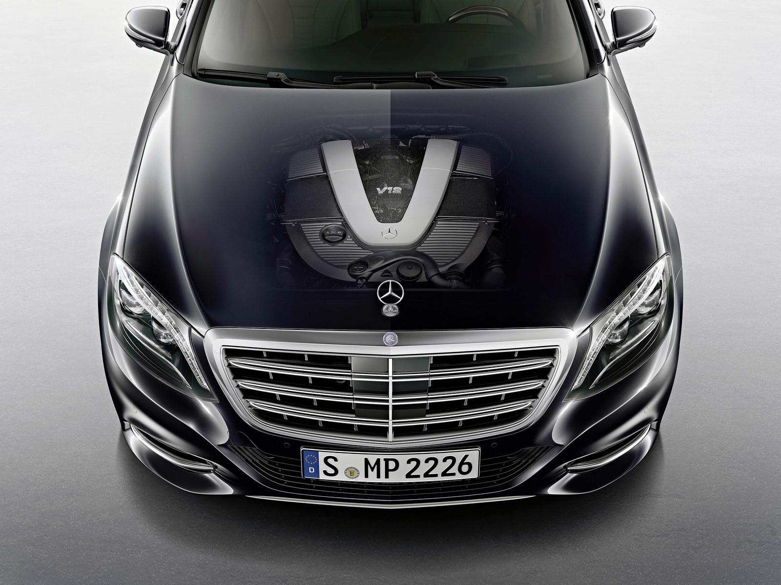 Mercedes S class 2018 2019 (6)