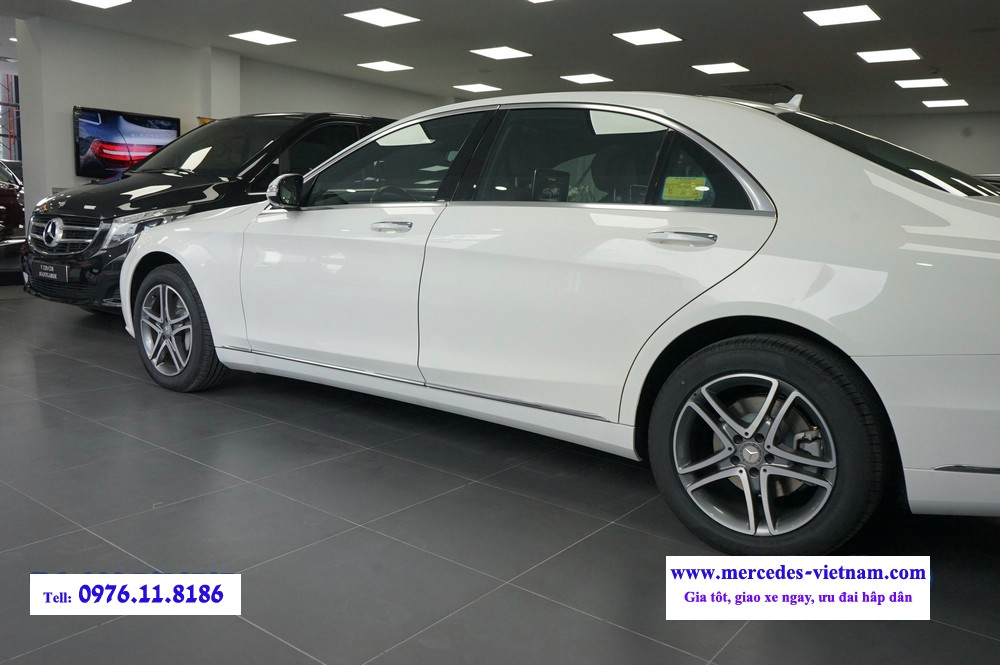 Mercedes S400 2018