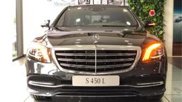 Mercedes S450 L