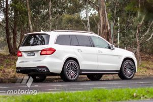 Mercedes-AMG GLS 63 4Matic 2018
