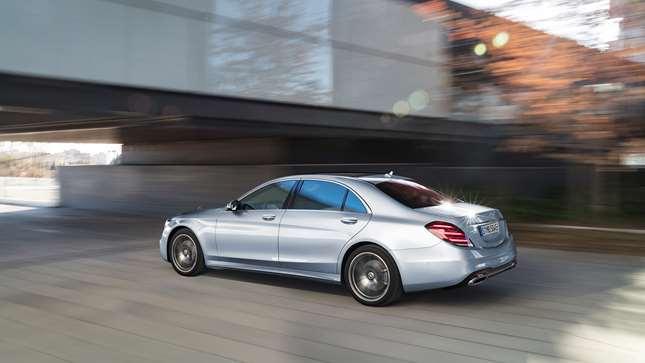 Mercedes S450L 2021