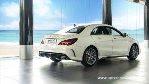 Mercedes-AMG CLA 45 4Matic 2018 2019 ngoai that noi that (1)