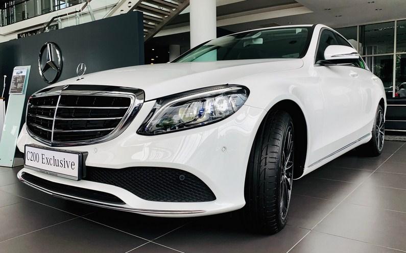 Mercedes C200 Exclusive