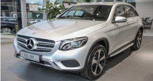 Mercedes GLC 200 2018 sap ra mat tai viet nam (1)