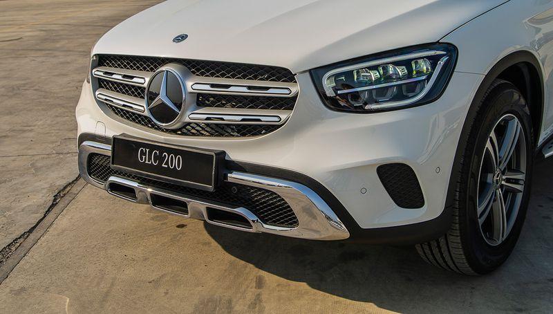 Mercedes GLC 200