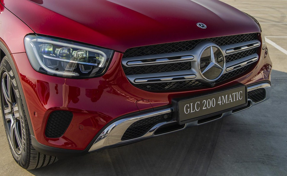 Mercedes GLC 200 4Matic 2021