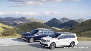 Mercedes GLS 2018