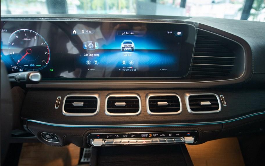 Mercedes GLS 450 4Matic