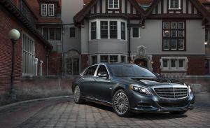 Mercedes-Maybach 2018