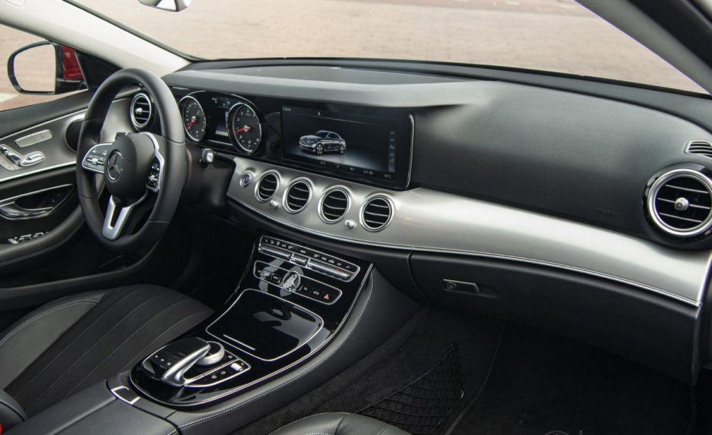 Mercedes E180 2021